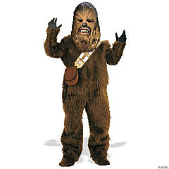 Boy's Deluxe Star Wars™ Chewbacca Costume - Large