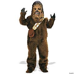 Boy's Deluxe Star Wars™ Chewbacca Costume - Medium