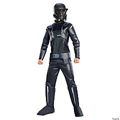 Boy's Deluxe Star Wars Death Trooper Costume - Medium