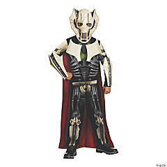 Boy's Deluxe Star Wars General Grievous Costume - Large