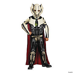 Boy's Deluxe Star Wars General Grievous Costume - Small
