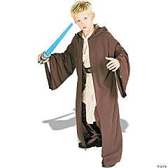 Boy's Deluxe Star Wars™ Jedi Robe Costume - Large