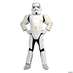 Boy's Deluxe Star Wars™ Storm Trooper Costume - Medium
