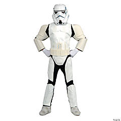 Boy's Deluxe Star Wars™ Storm Trooper Costume - Small