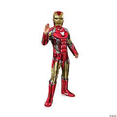 Boy's Deluxe The Avengers: Endgame™ Iron Man Costume - Small