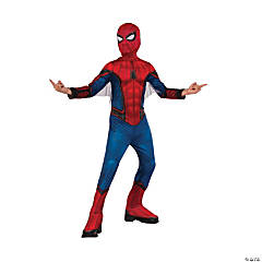 Boy's Economy Spider-Man: Far From Home™ Red & Blue Costume - Small