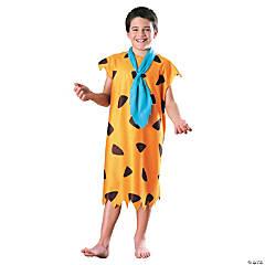 Boy's Fred Flintstone Costume