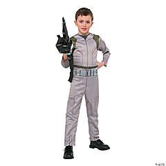 Boy's Ghostbusters Halloween Costume