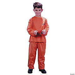 Boy's Got Busted Costume