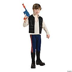 Boy's Han Solo Costume