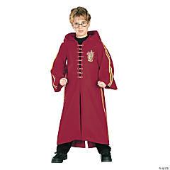 Boy's Harry Potter Quidditch Costume