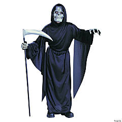 Boy's Horror Robe Costume - Medium