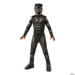 Boy's Marvel Black Panther™ Costume - Small