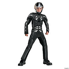 Boy's Muscle G.I. Joe Duke Costume - Extra Small