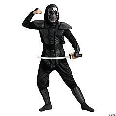 Boy's Ninja Master Costume - Small