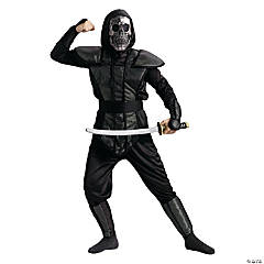 Boy's Ninja Master Costume