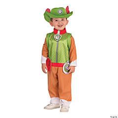 Boy's Paw Patrol Tracker Costume - Extra Small