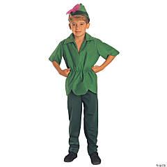 Boy's Peter Pan Costume - Medium