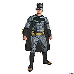 Boy's Premium Muscle Chest Batman Costume