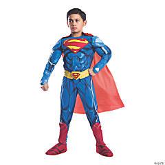 Boy's Premium Superman Costume - Medium