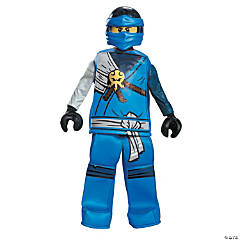 Boy's Prestige Ninjago Jay Walker Costume - Medium
