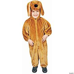 Boy's Puppy Costume