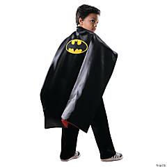 Boy's Reversible Batman to Superman Cape Costume