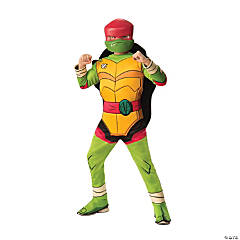 Boy's Rise of the Teenage Mutant Ninja Turtles™ Deluxe Raphael Costume - Medium