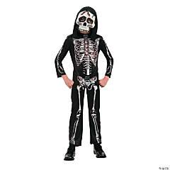 Boy's Skeleton Costume