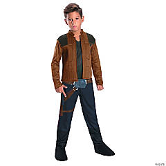 Boy's Solo: A Star Wars™ Story Han Solo Costume - Large
