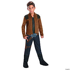 Boy's Solo: A Star Wars™ Story Han Solo Costume - Small