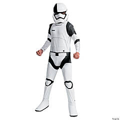 Boy's Star Wars™ Episode VIII: The Last Jedi Executioner Trooper Costume - Large