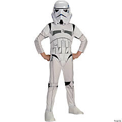 Boy's Star Wars™ Storm Troopers Costume - Small