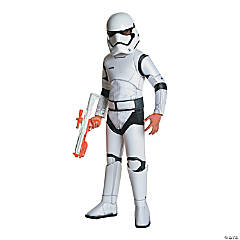 Boy's Star Wars: The Force Awakens™ Super Deluxe Stormtrooper Costume