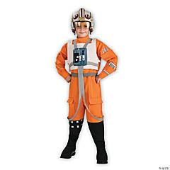 Boy's Star Wars™ X-Wing Pilot Costume - Medium