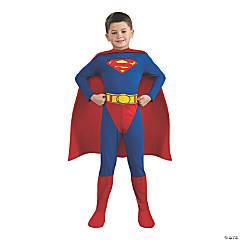 Boy's Superman Costume