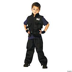 Boy's SWAT Costume