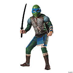 boys teenage mutant ninja turtles leonardo costume