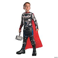 Boy's Thor Costume