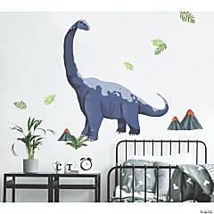 Brachiosaurus Dino Peel & Stick Giant Wall Decals