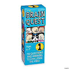 Brain Quest 1st Grade