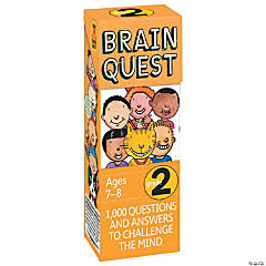 Brain Quest 2nd Grade