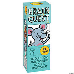 Brain Quest for Threes