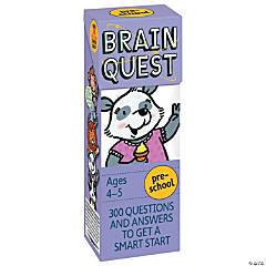 Brain Quest Pre-School