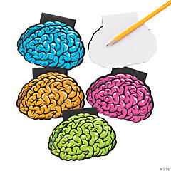Brain-Shaped Notepads