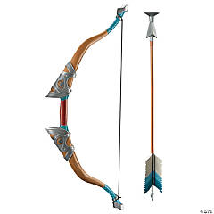 Breath of the Wild Link Bow & Arrow Set