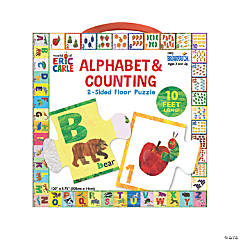 Briarpatch Eric Carle™ Alphabet & Counting Jigsaw Puzzle