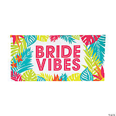 Bride Vibes Beach Towel