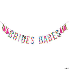 Brides Babe Bachelorette Party Garland