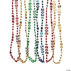 Bright Color 2021 Bead Necklaces